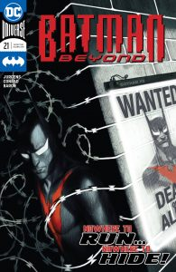 Batman Beyond #21 (2018)
