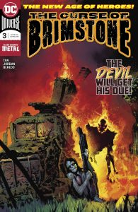 Curse Of The Brimstone #3 (2018)