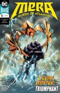 Mera: Queen Of Atlantis #5 (2018)