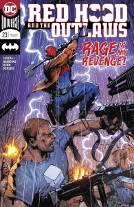 Red Hood and the Outlaws #23 (2018)