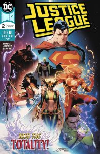 Justice League #2 (2018)