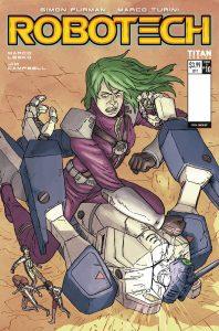 Robotech #10 (2018)