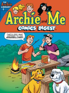 Archie and Me Comics Digest #8 (2018)