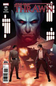 Star Wars: Thrawn #5 (2018)