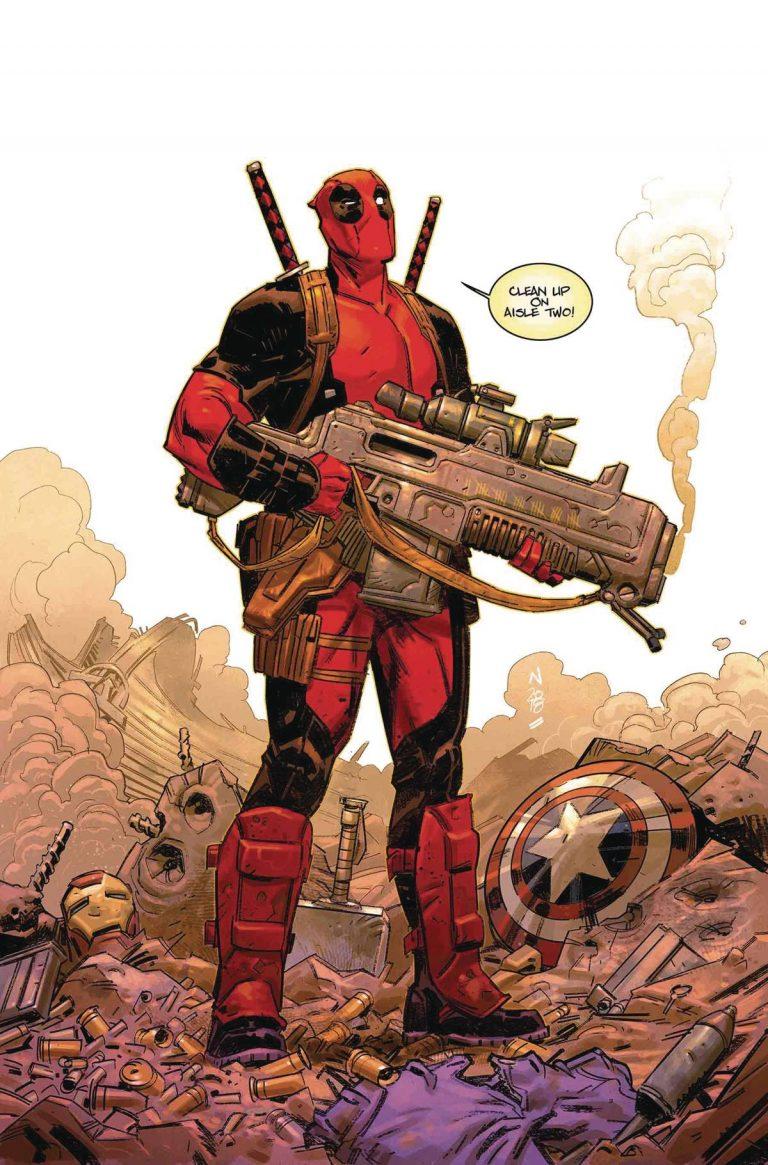Deadpool #1 (2018)