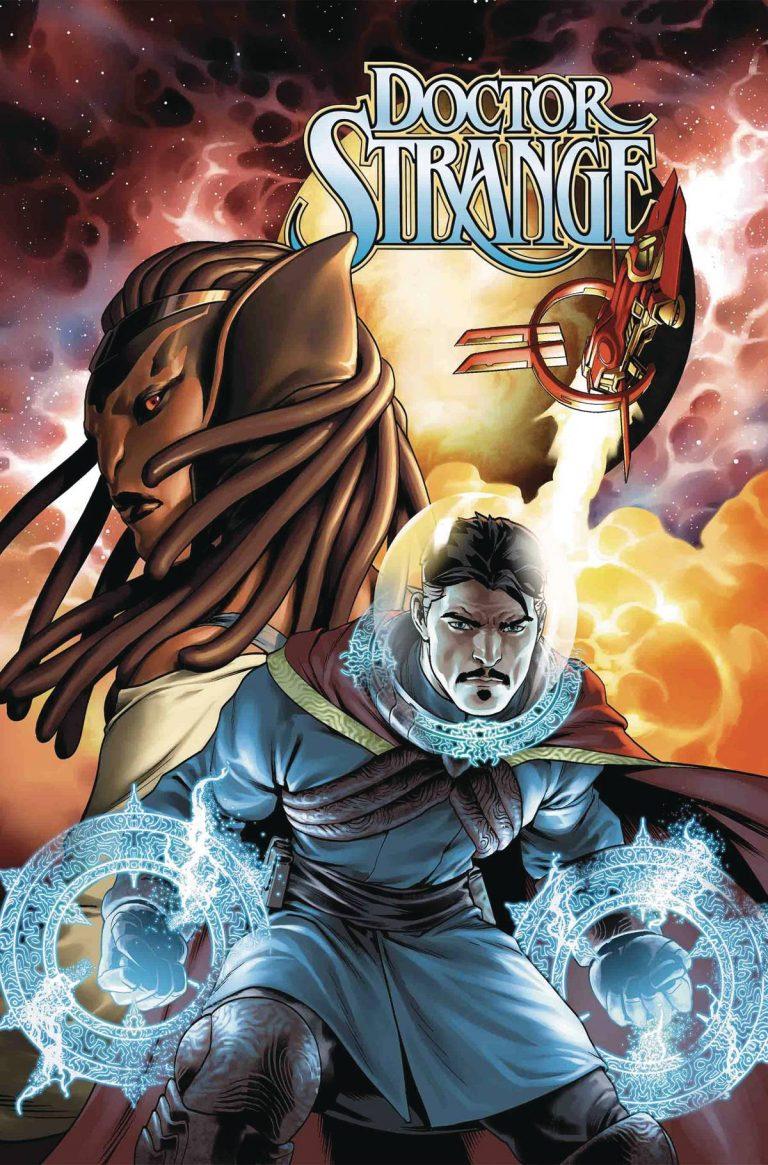 Doctor Strange #1 (2018)