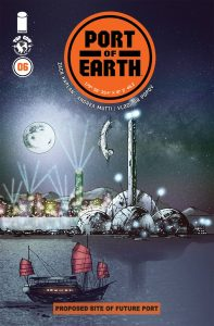 Port of Earth #6 (2018)