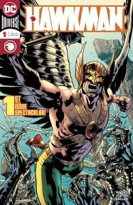 Hawkman #1 (2018)
