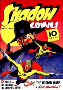 Shadow Comics #7 [7] (1940)