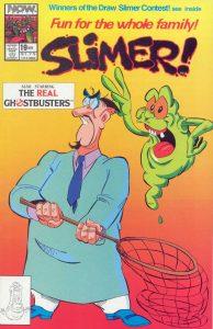 Slimer! #19 (1990)