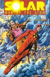 Solar, Man of the Atom #3 (1991)