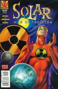 Solar, Man of the Atom #60 (1996)