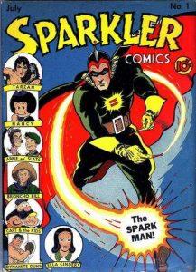 Sparkler Comics #1 (1) (1941)