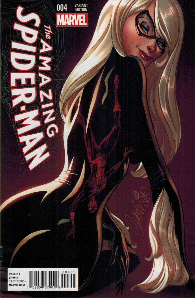 The Amazing Spider-Man #4 (2014)
