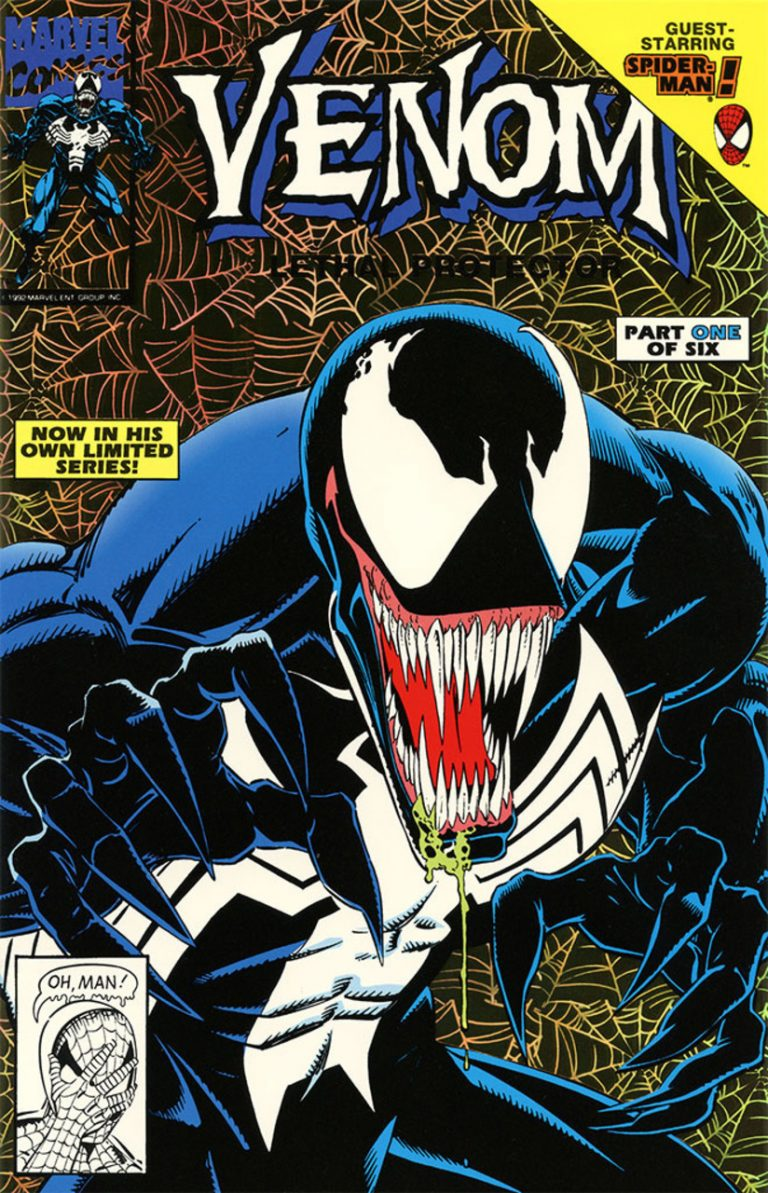 Venom: Lethal Protector #1 (1993)