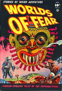 Worlds of Fear #3 (1952)