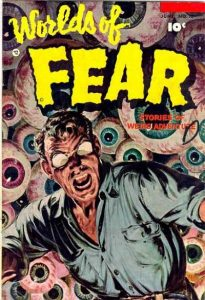 Worlds of Fear #10 (1953)