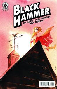 Black Hammer #1 (2016)