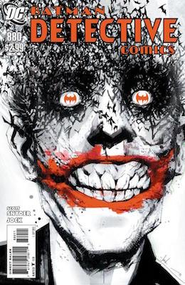 Detective Comics #880 (2011)