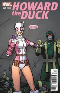 Howard the Duck #1 (2015)