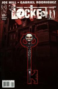 Locke & Key #1 (2008)
