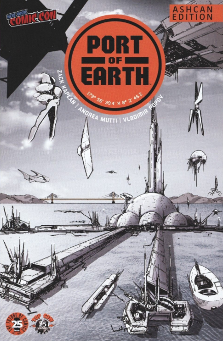 Port of Earth #1 (2017)