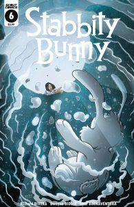 Stabbity Bunny #6 (2018)