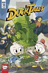 DuckTales #10 (2018)