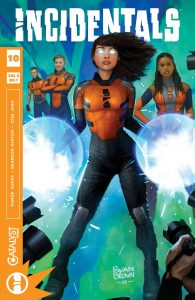 Catalyst Prime: Incidentals #10 (2018)