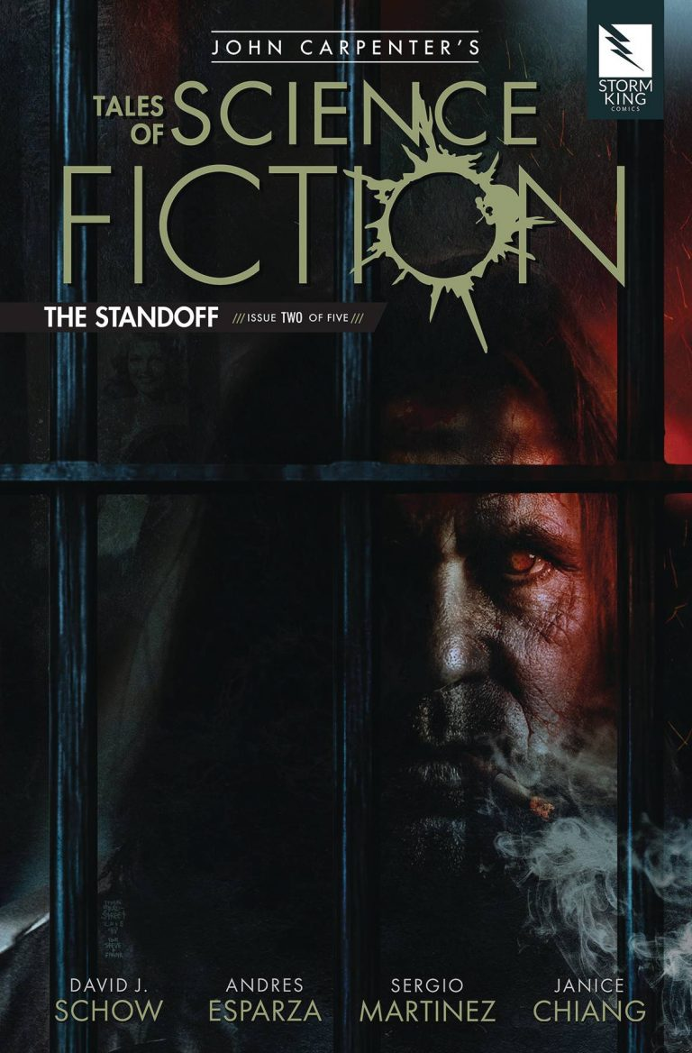 John Carpenter's Tales Of Sci Fiction: The Standoff #2 (2018)