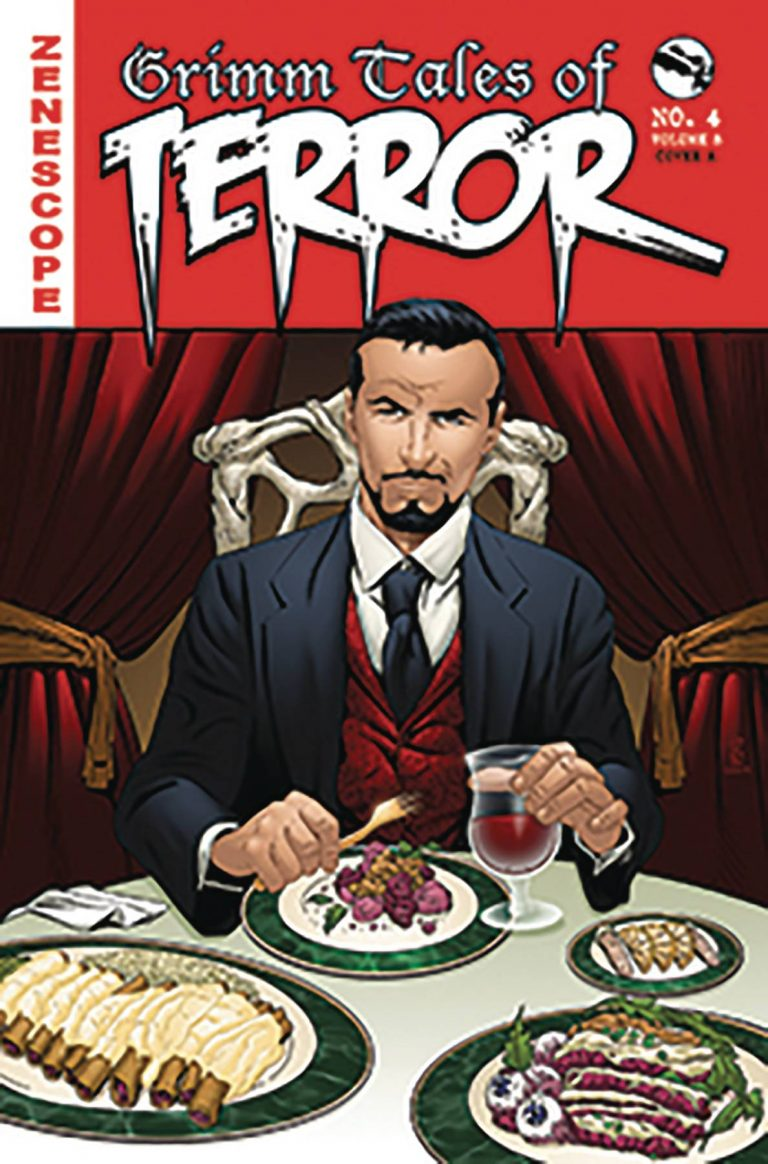 Grimm Tales Of Terror (Vol 4) #5 (2018)