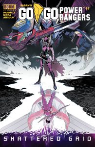 Go Go Power Rangers #11 (2018)