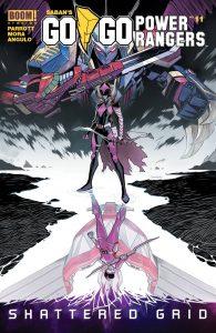 Go Go Power Rangers #11 (2018)
