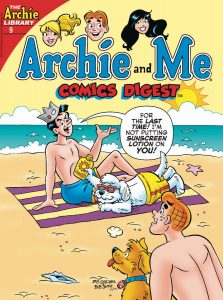 Archie and Me Comics Digest #9 (2018)
