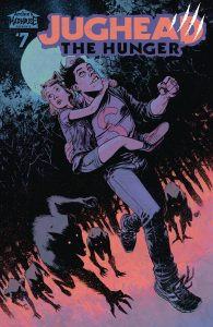 Jughead: The Hunger #7 (2018)