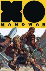 X-O Manowar #17 (2018)