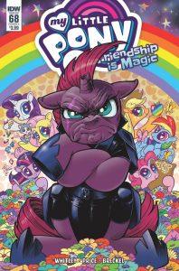 My Little Pony: Friendship Is Magic #68 (2018)