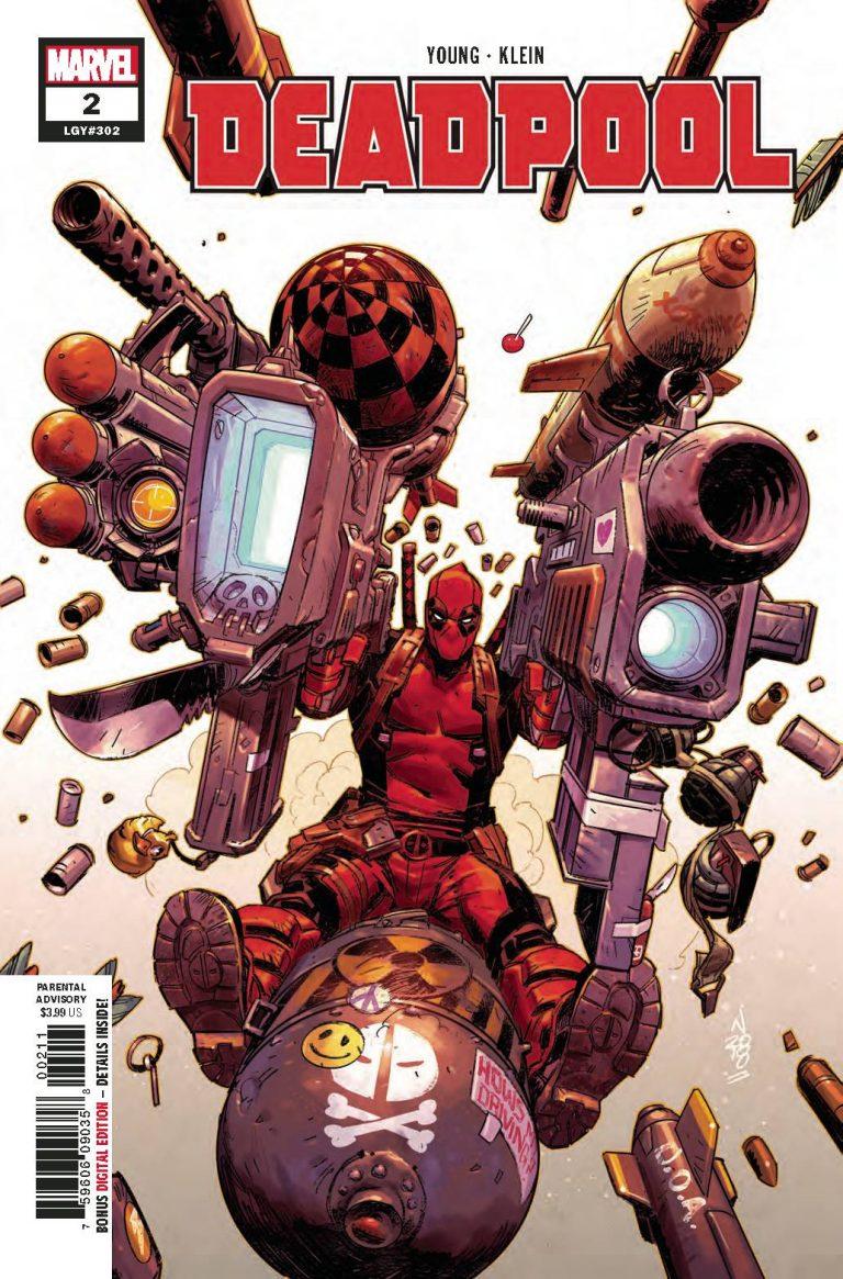Deadpool #2 (2018)