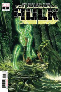 The Immortal Hulk #2 (2018)