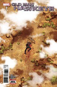 Old Man Hawkeye #7 (2018)