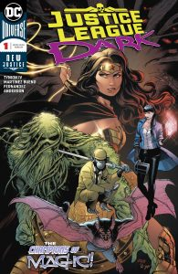 Justice League Dark #1 (2018)