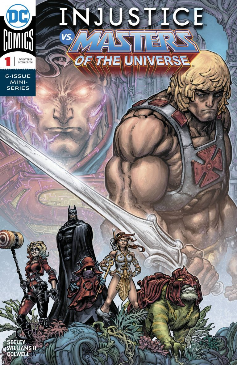 Injustice vs Masters of the Universe #1 (2018)