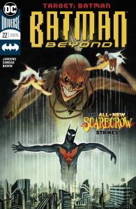 Batman Beyond #22 (2018)
