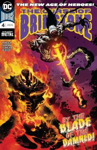 Curse Of The Brimstone #4 (2018)