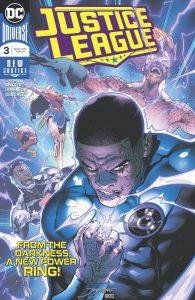 Justice League #3 (2018)