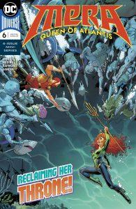 Mera: Queen Of Atlantis #6 (2018)