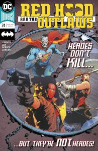 Red Hood and the Outlaws #24 (2018)