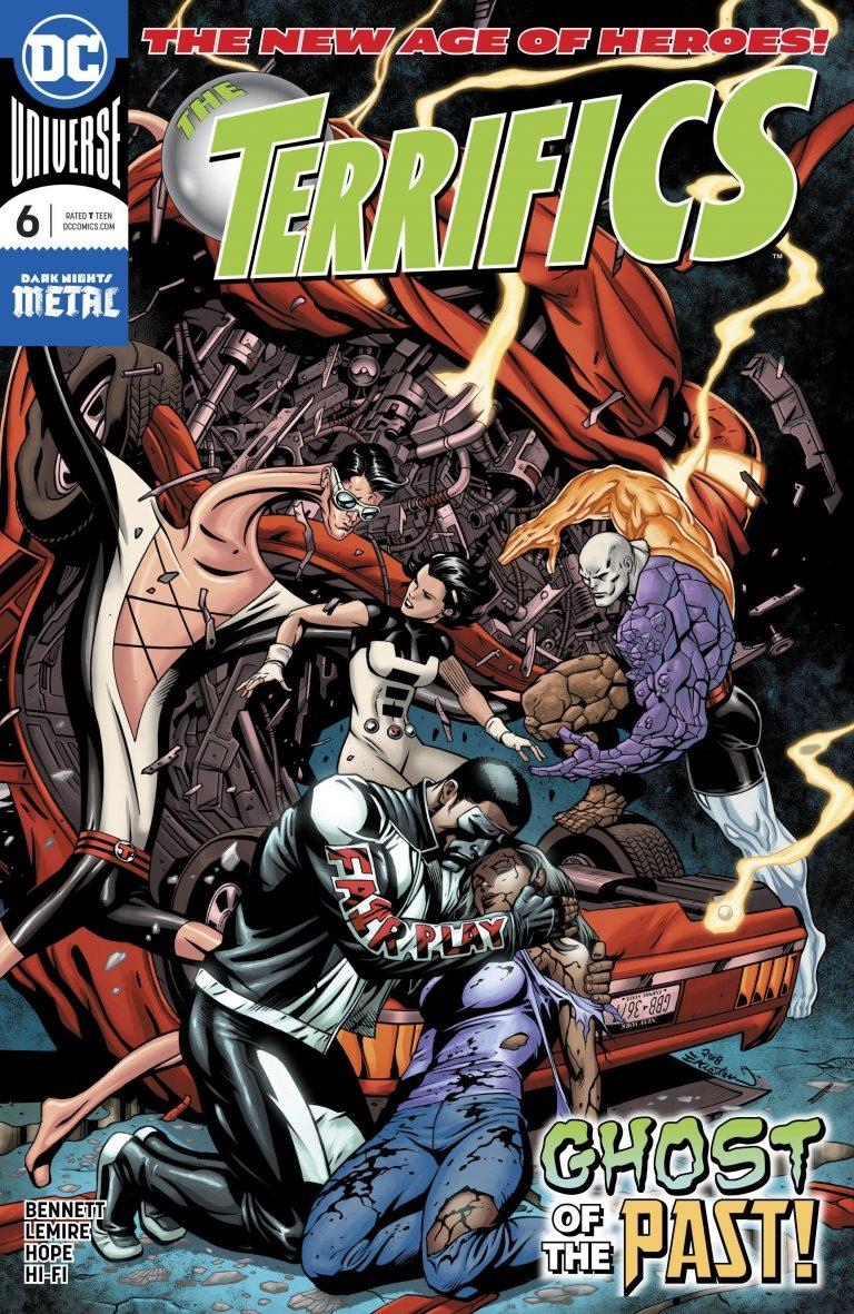 The Terrifics #6 (2018)