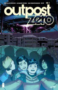 Outpost Zero #1 (2018)