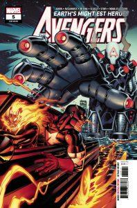 Avengers: Earth's Mightiest Heroes #5 (2018)